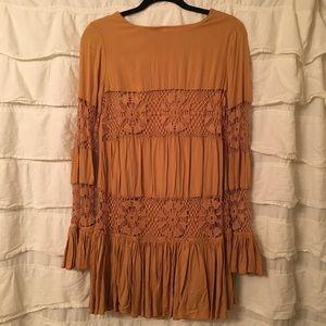 Tularosa Berkley Crochet Dress